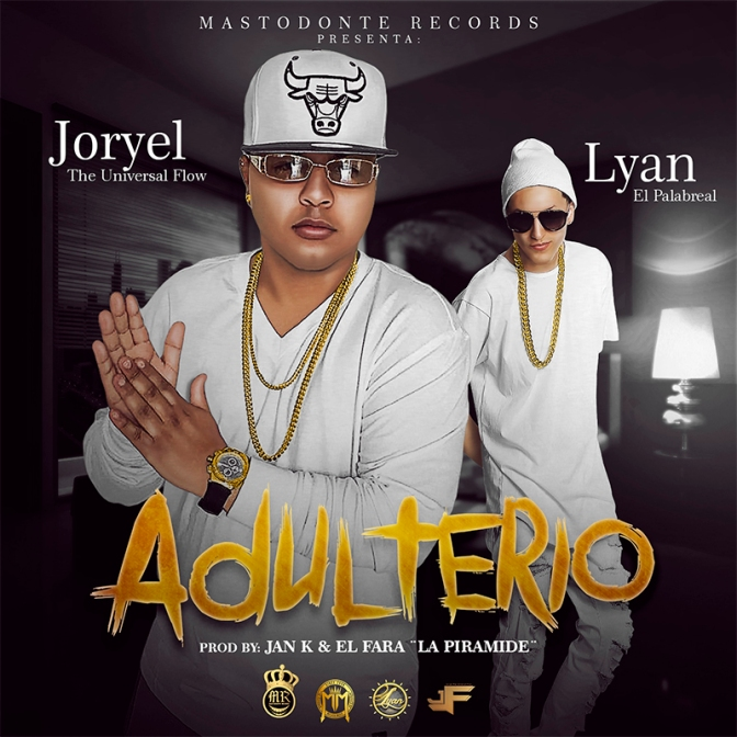 Joryel Ft. Lyan El Palabreal – Adulterio (Coming Soon)