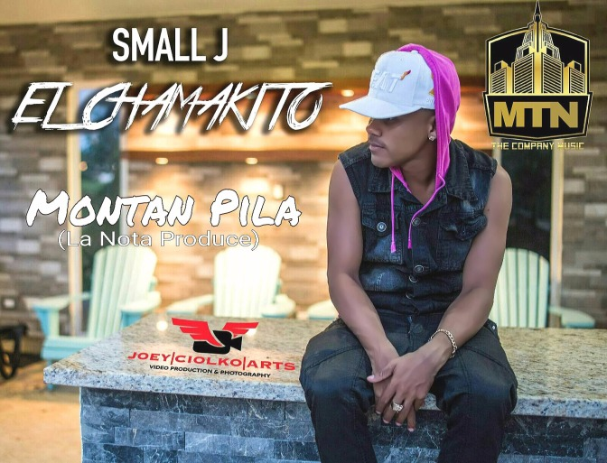 Montan Pila – Small J (Video Oficial) By Joey Ciolko Arts by reggaetonews