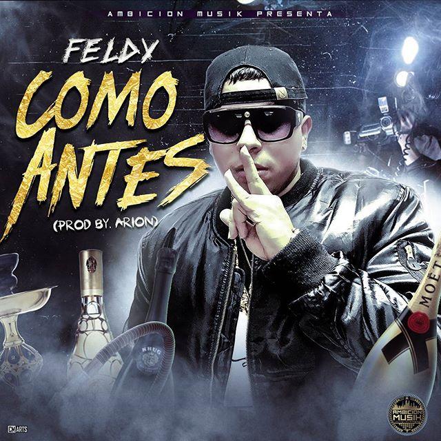 Feldy – Como Antes